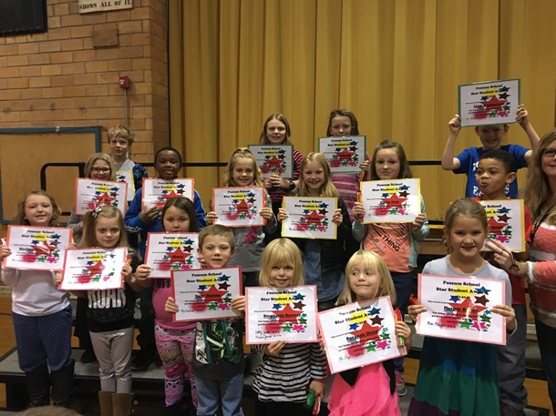 November Star Students - Elementary